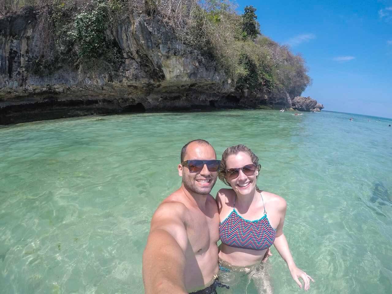 Viver no Mundo em Padang Padang Beach