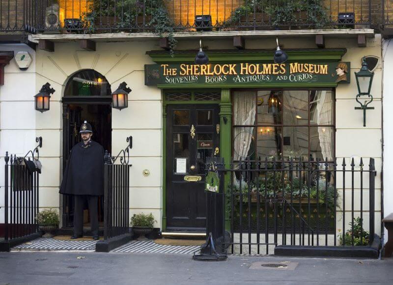 Museu do Sherlock Holmes na Baker Street