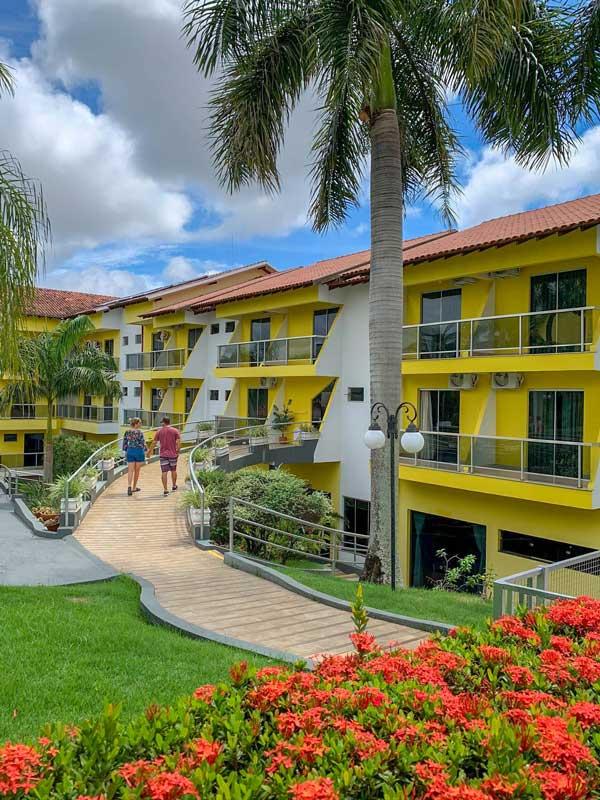 Onde ficar em Bonito MS: Jardim do Marruá Hotel