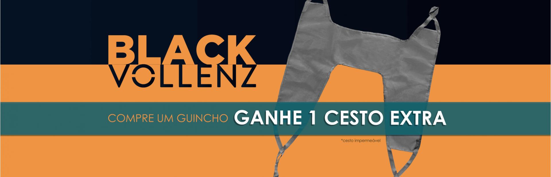 Banner Black Vollenz
