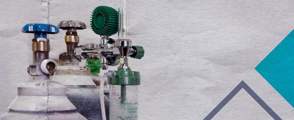 Qual a diferença entre concentrador e cilindro de Oxigênio?