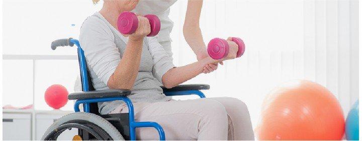 Fisioterapia contribui para qualidade de vida de deficientes físicos