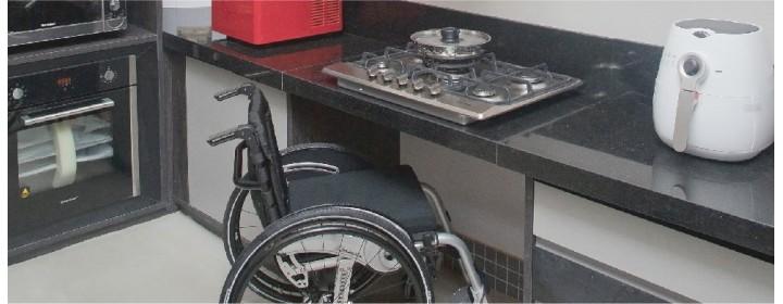 Apartamento acessível deverá constar já na planta do imóvel a partir de 2020