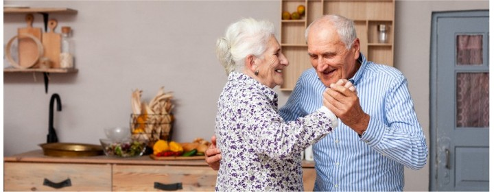 10 passos para envelhecer com alegria e saúde