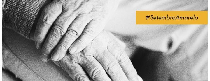 Setembro amarelo: os idosos precisam ser integrados para evitar depressão