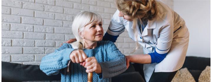 5 trabalhos que não são funções do cuidador de idosos