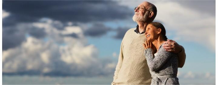 O aumento da população idosa no mundo