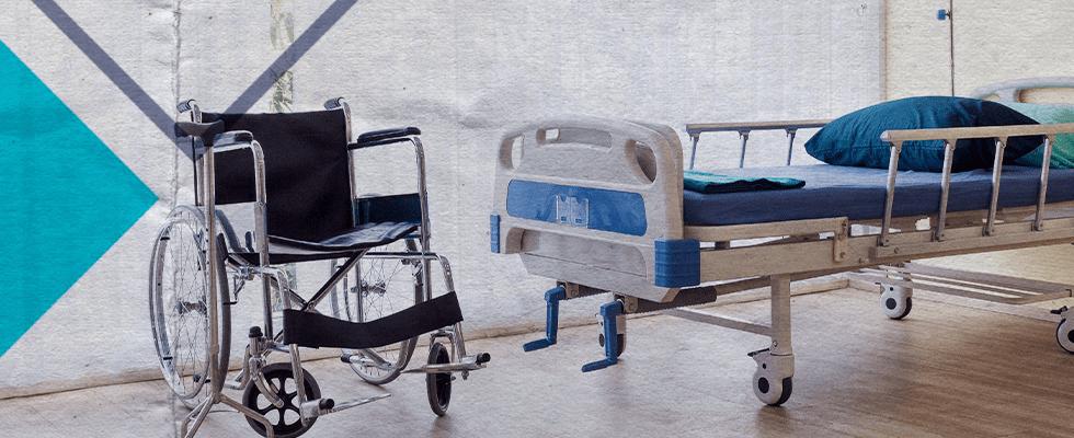 Hospitais e seus equipamentos essenciais