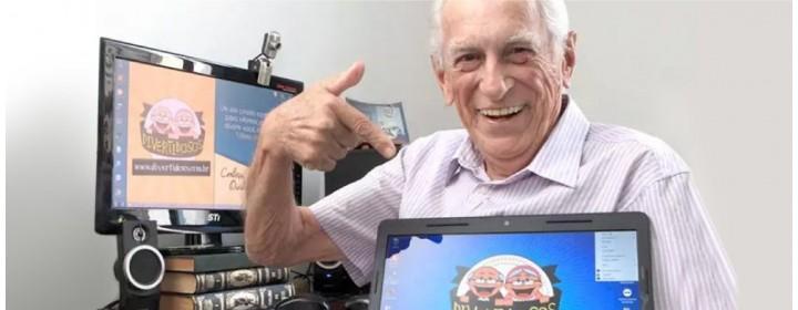 Divertidosos - um espaço digital para a saúde e bem estar dos idosos