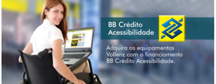 BB ACESSIBILIDADE - Financiamento de bens e serviços para pessoas com deficiência