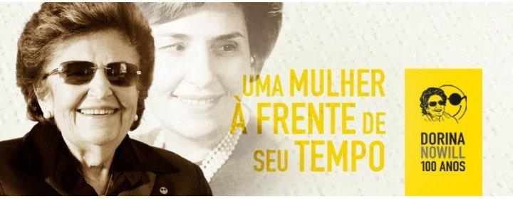 Dorina De Gouvêa Nowill - Uma mulher à frente do seu tempo