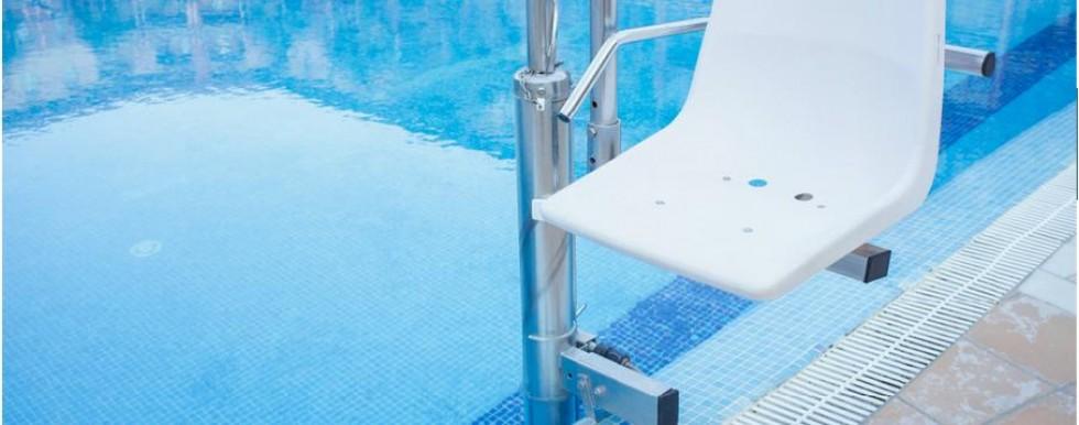 Como implantar a acessibilidade em piscinas
