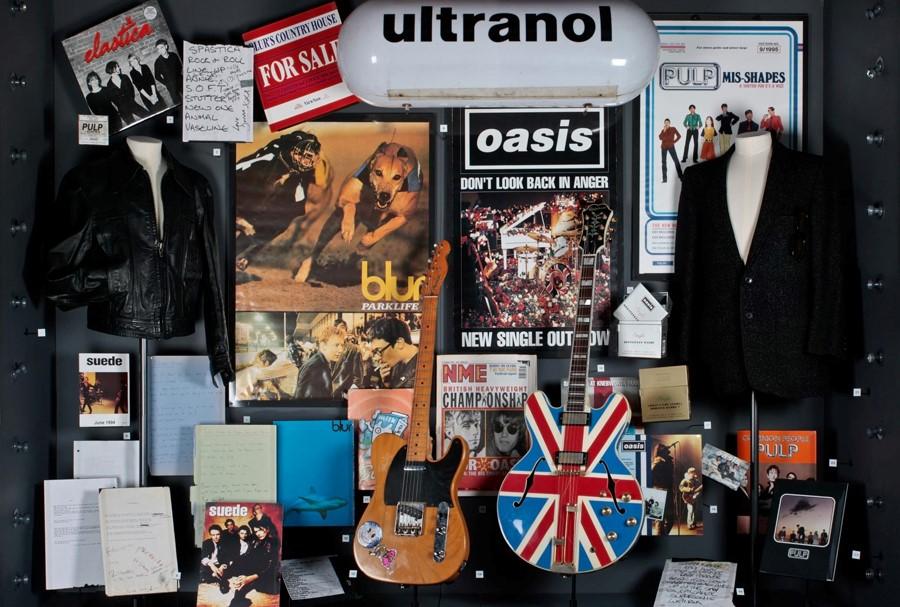 British Music Experience - Museu da Música Britânica - Britpop
