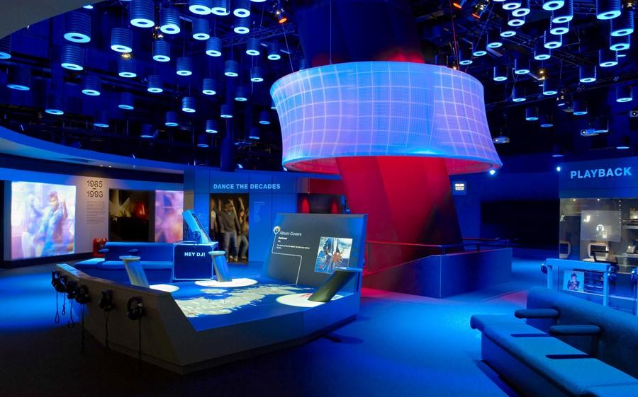 British Music Experience - Museu da Musica Britanica - Interativo