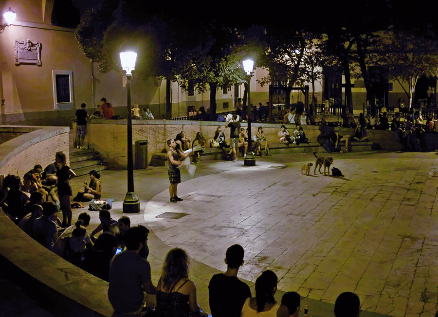 Malasana - Onde ir a noite em Madri