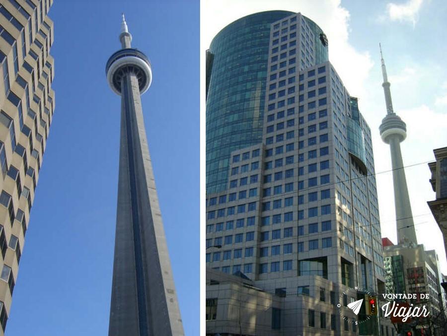 Torres do Canada - CN Tower em Toronto
