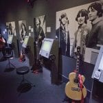 British Music Experience - estúdio da Gibson no Museu da Música Britância - dicas de Londres no blog Vontade de Viajar