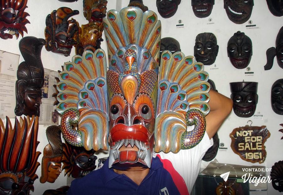 Sri Lanka - Mascara
