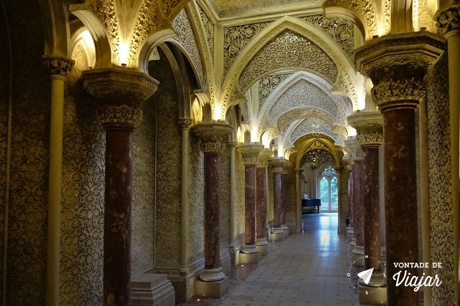 Portugal - Palacio de Monserrate Sintra