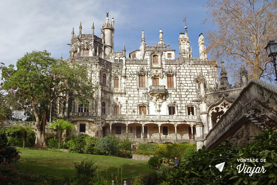 Portugal - Quinta da Regaleira Sintra