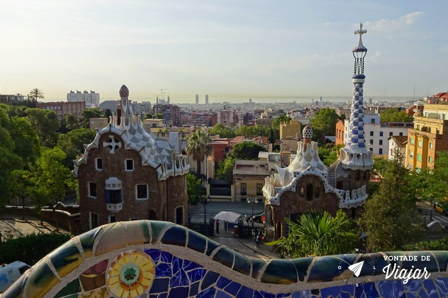 barcelona-de-gaudi-parque-guell-espanha