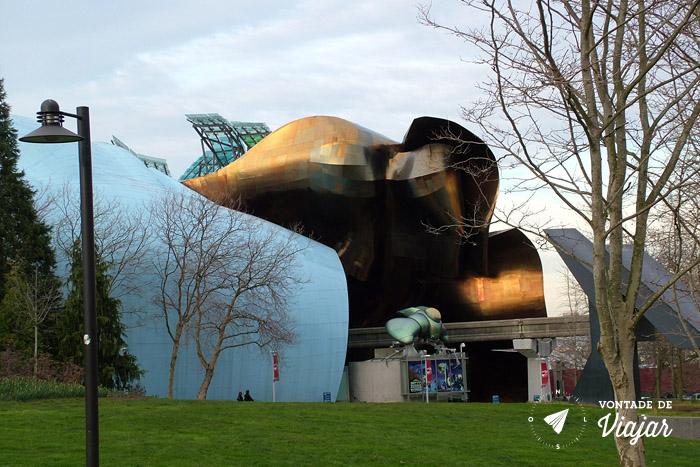 Seattle - EMP Museum musica ficcao cientifica