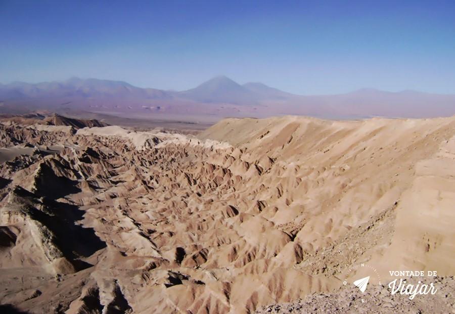 Deserto do Atacama - Valle de la Luna - foto Luiz Davim