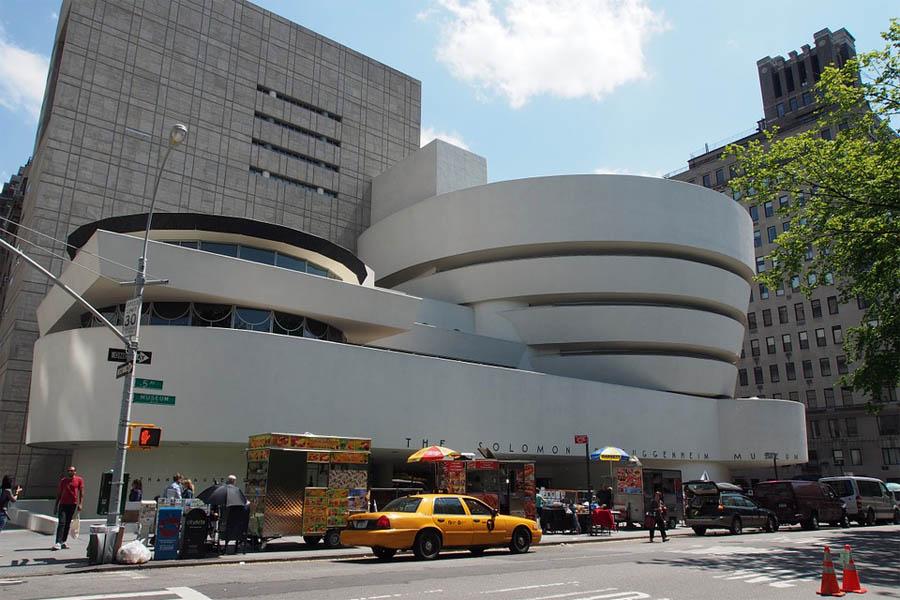 Museus em NY - Guggenheim Nova York
