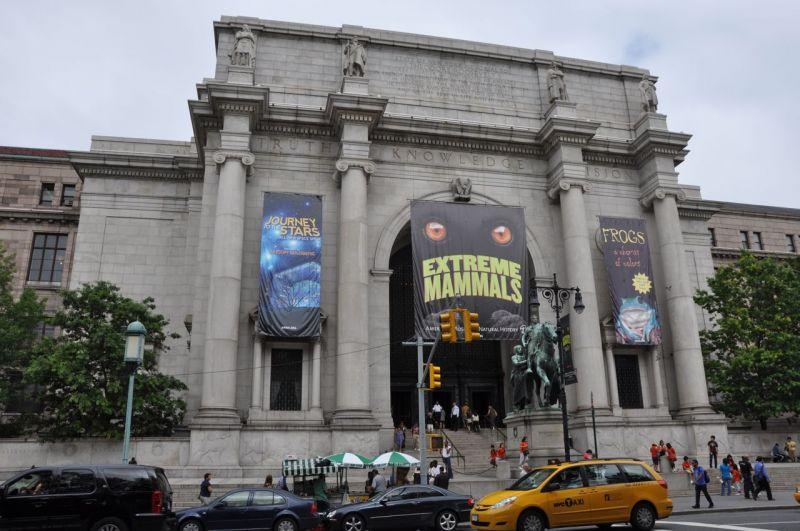 NY - Museu de Historia Natural