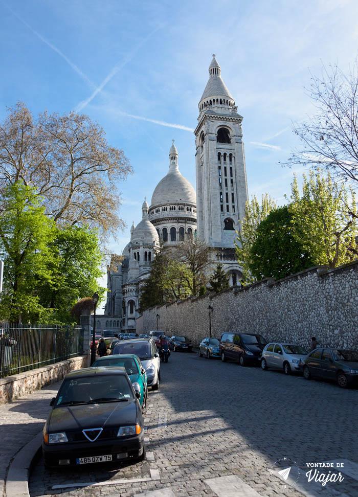 Dicas de Paris - Basilica de Sacre Coeur Montmartre