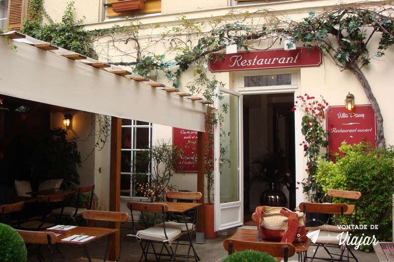 Dicas de Paris - Restaurante em Paris