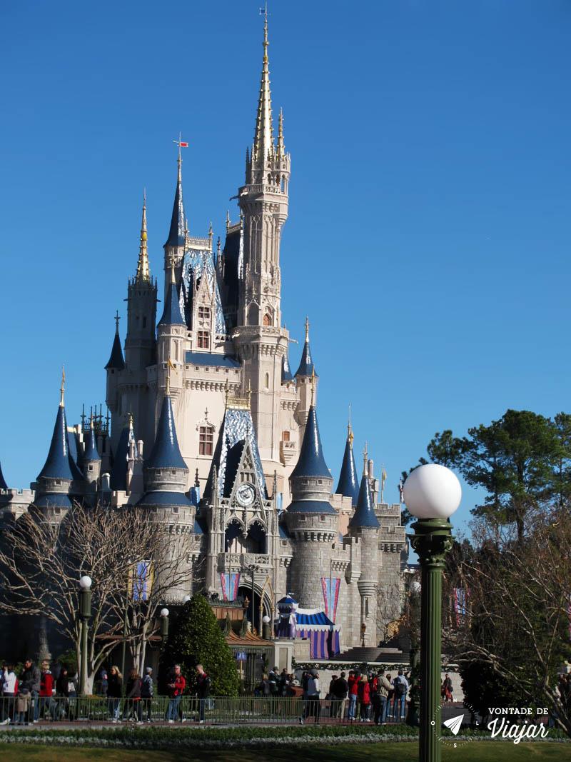 Disney - Castelo da Cinderela Orlando