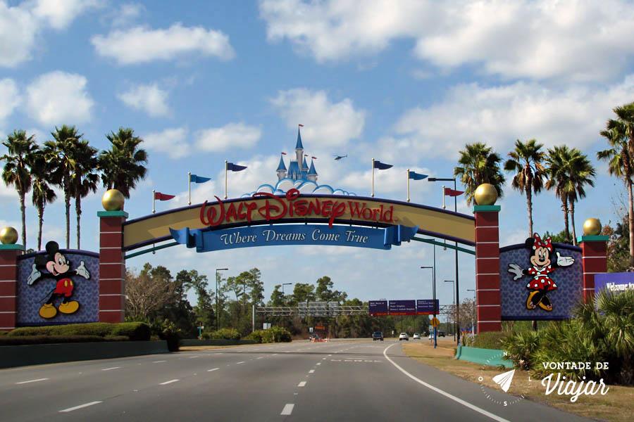 Disney - Parque Walt Disney World
