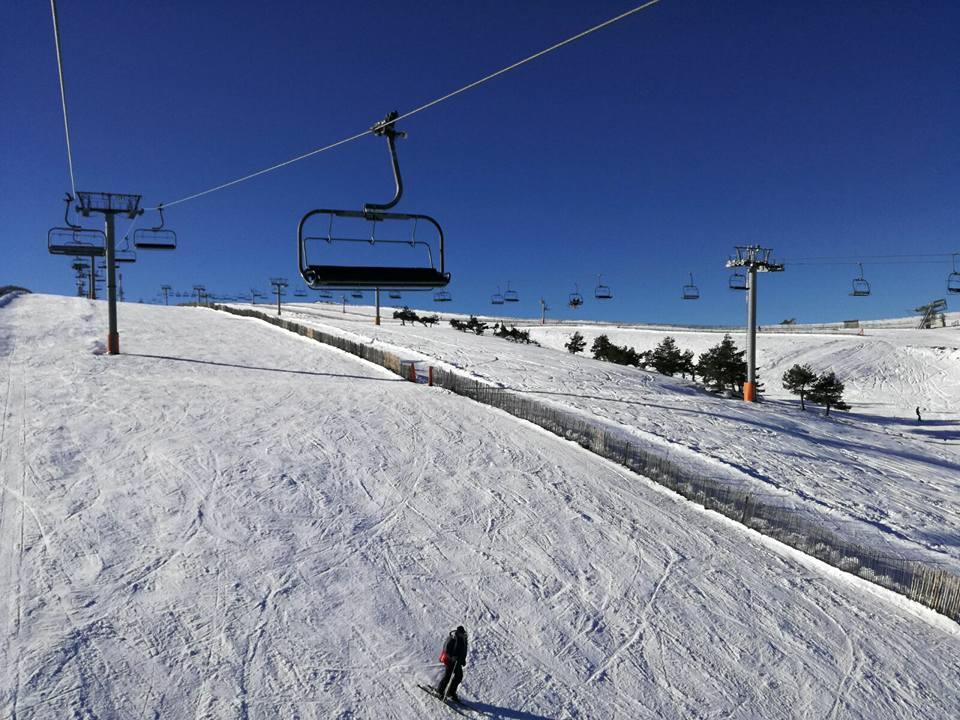 Manzaneda Ski Espanha - foto Facebook Oficial Manzaneda Info