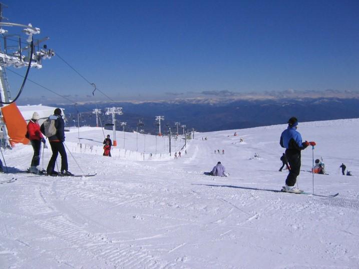Manzaneda - estacao de ski na Espanha (foto do site Viajar por Espana)