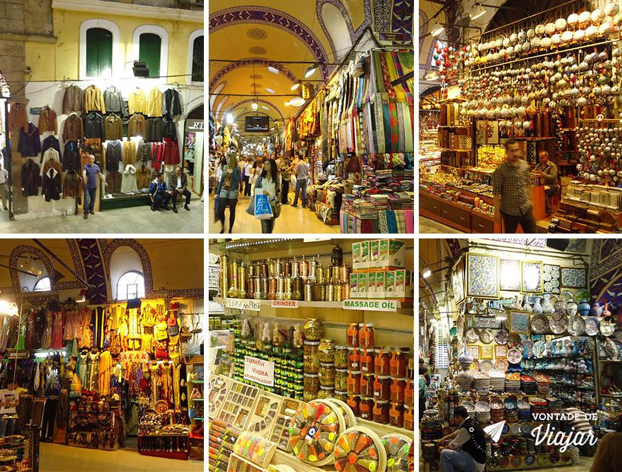Turquia - Grand Bazar