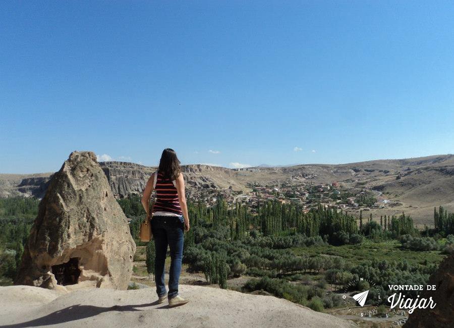 Turquia - Paisagem Capadocia
