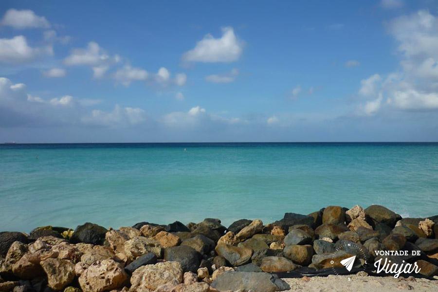 Aruba - Mar azul do Caribe - Dicas de viagem no blog Vontade de Viajar