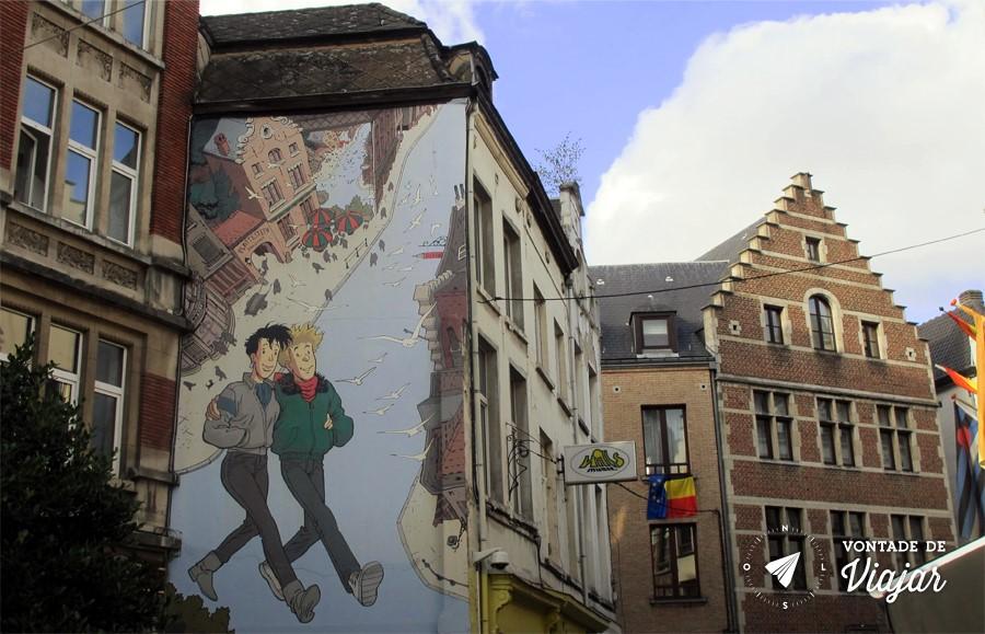 bruxelas-broussaille-de-frank-pe-na-rue-du-marche-au-charbon