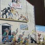bruxelas-lucky-luke-de-morris-na-rue-de-la-buanderie
