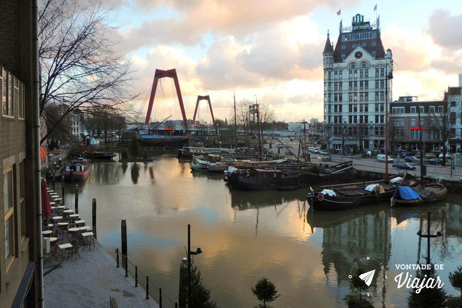 Dicas da Holanda - Arquitetura Rotterdam