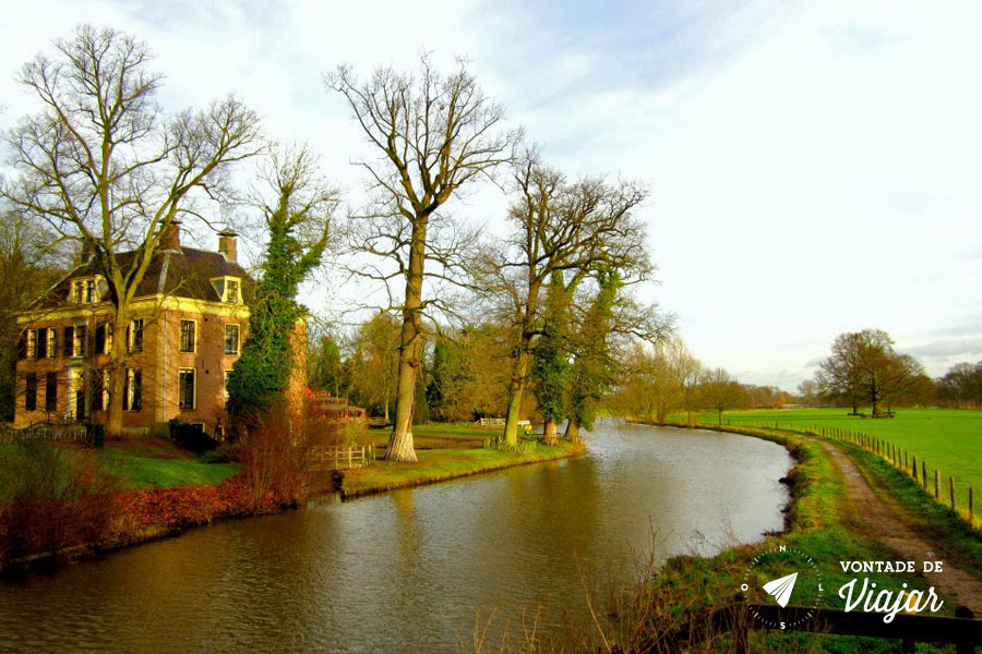 Dicas da Holanda - StayOkay entre Utrecht e Bunnik