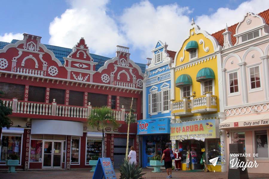 Centro de Oranjestad