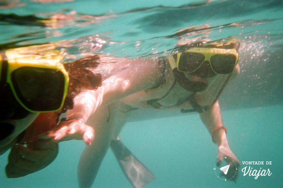 Mergulho de Snorkel