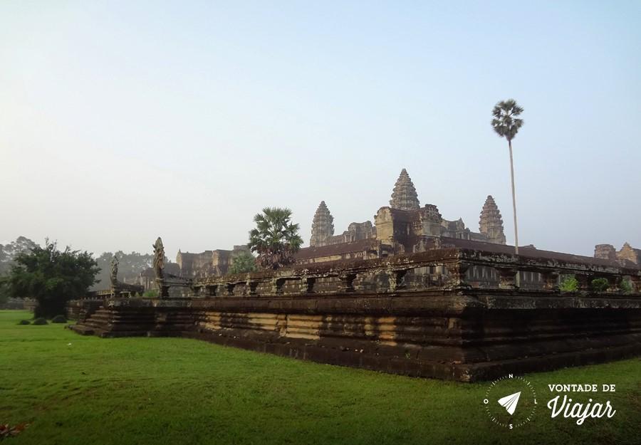 Angkor Wat - Templo perdido no Camboja