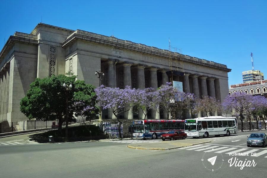 Universidades do mundo - Faculdade de Direito em Buenos Aires Argentina