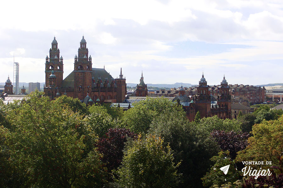 Universidades do mundo - Glasgow Kelvingrove Art Gallery