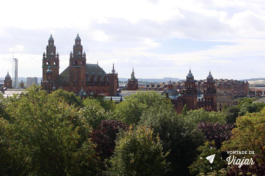 Universidades do mundo - Glasgow Kelvingrove Art Gallery