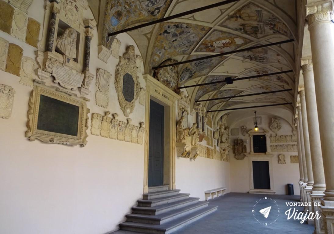 Universidades do mundo - Universidade de Padua Brasoes