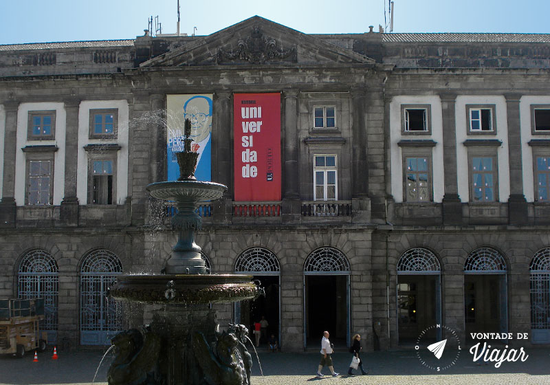 Universidades do mundo - Universidade do Porto Portugal